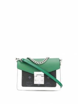MCM - мини-сумка в стиле колор-блок 9APA0895959303000000