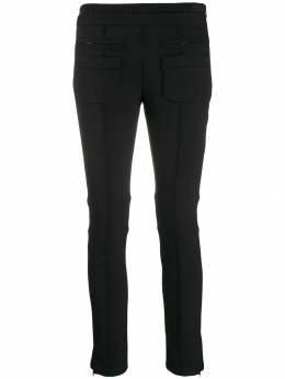 Courrèges - укороченные брюки скинни P9888595586330000000