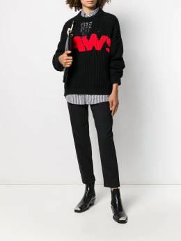 Calvin Klein - укороченные брюки K0695099558639600000