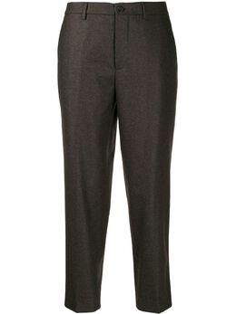 Berwich - укороченные брюки прямого кроя CCAVB956595533593000