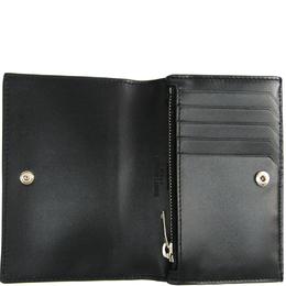 Saint Laurent Paris Black Leather Wallet 225313