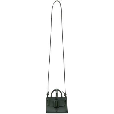 Boyy Green Bobby Charm Bag 192237F04500401GB - 1