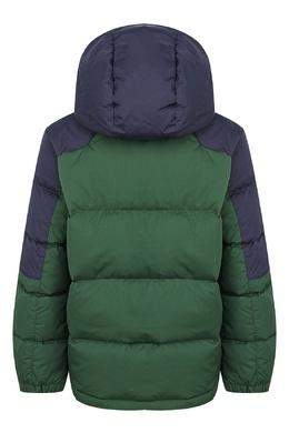 Сине-зеленая куртка Ralph Lauren Kids 1252151716