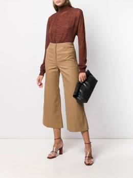 Lemaire - укороченные расклешенные брюки 5PA063LF590955936960