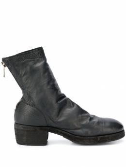 Guidi - ботинки с эффектом потертости Z9559936300000000000