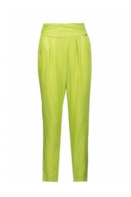 Зеленые брюки с широким поясом Ice Iceberg 1479152012