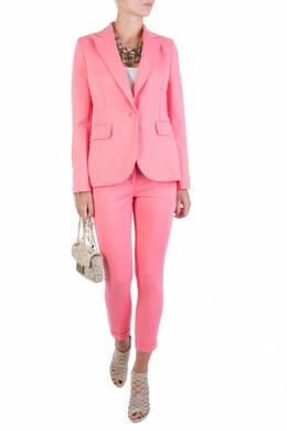 Укороченные брюки розового цвета Flavio Castellani 3028152140