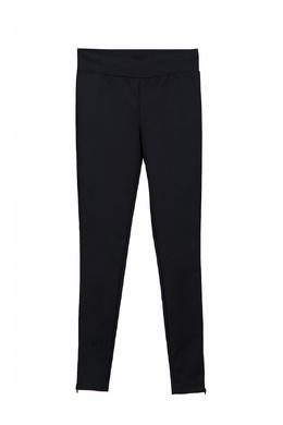 Черные зауженные брюки Flavio Castellani 3028152031