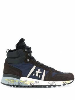 Premiata - кроссовки с логотипом F5035953553330000000