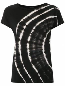 Uma | Raquel Davidowicz блузка Chico с принтом тай-дай TOPCHICO02SS20