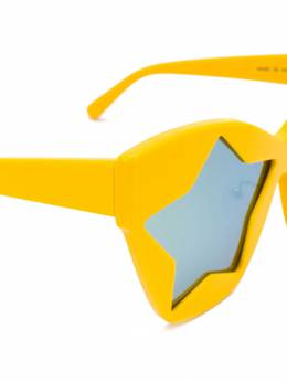 Stella McCartney Kids солнцезащитные очки в оправе 'кошачий глаз' 583051S0006
