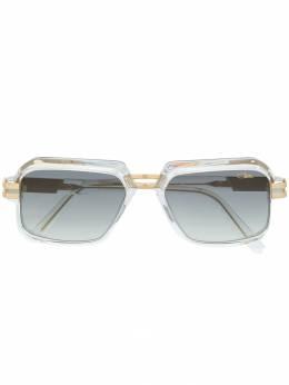 Cazal солнцезащитные очки в массивной оправе 60043
