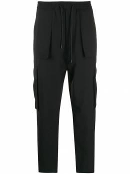 Juun.J - спортивные брюки с карманами карго 909P5359559635300000