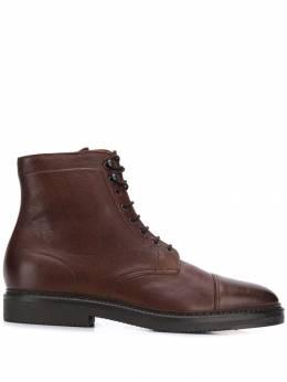 Doucal's ботинки на шнуровке DU2131VANCUF096SM13
