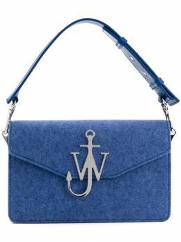 JW Anderson - сумка на плечо с логотипом 0998D909593690000000
