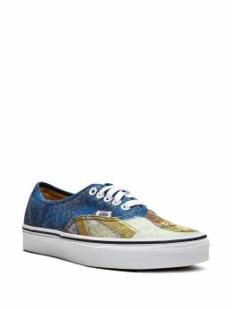 Vans - кроссовки из коллаборации с Van Gogh Museum Authentic Self Portrait A38EMU5X955668650000