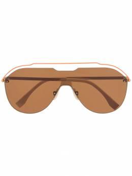 Fendi Eyewear солнцезащитные очки-авиаторы FFM0030S