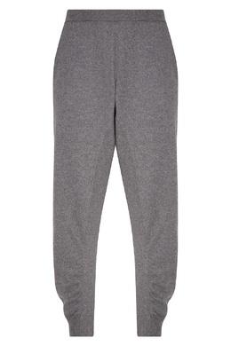 Серые брюки с драпировкой Stella McCartney 193152717