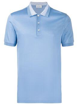 Salvatore Ferragamo - рубашка-поло Gancini 59695039995000000000