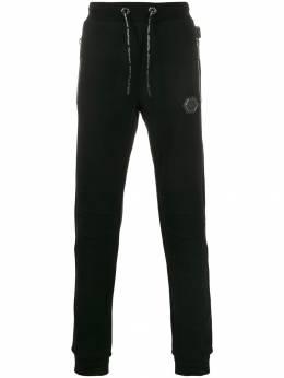 Philipp Plein - спортивные брюки с кулиской CMJT9395PJO660N95655
