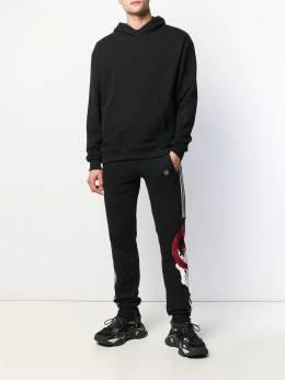 Philipp Plein - спортивные брюки 20th Anniversary CMJT9306PJO660N95655