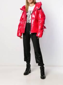 Nicole Benisti - пальто-пуховик 33566955668800000000