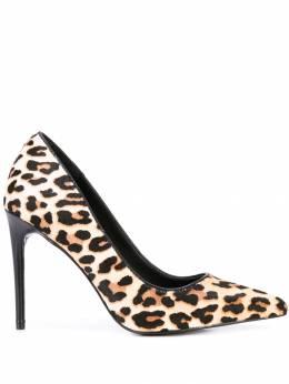 Alice+Olivia - туфли-лодочки Creda с леопардовым принтом DA955308650000000000