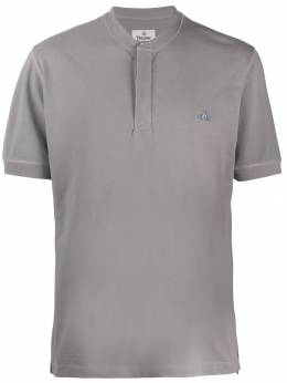 Vivienne Westwood - футболка с вышитым логотипом GL6603S0395095556635