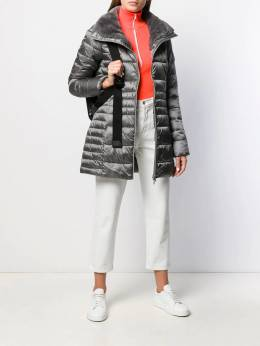 Save The Duck - faux-fur lined padded coat 66WIRIS9955693050000