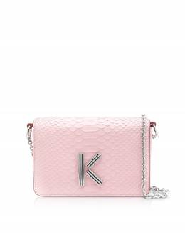 K-Bag -Сумка с Ручкой Вверху Kenzo F962SA302L16.33 ROSE PASTEL