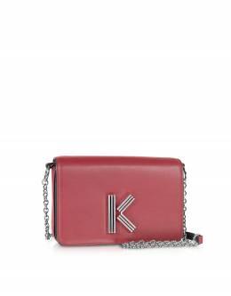 K-Bag Chainy -Сумка на Плечо Kenzo F962SA302L15.22 CERISE