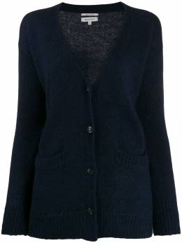 Woolrich oversized long-sleeve cardigan WWMAG1810UF0377