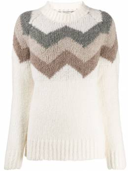 Woolrich colour-block sweater WWMAG1806UF0426