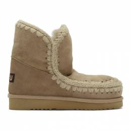Mou Beige 18 Ankle Boots 192326F11304303GB