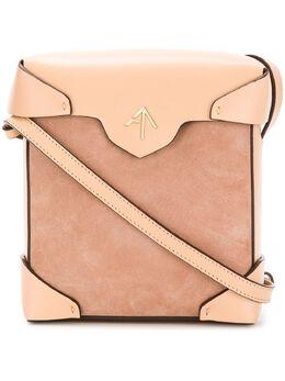 Manu Atelier - сумка через плечо 'Mini Pristine' 35309336989300000000