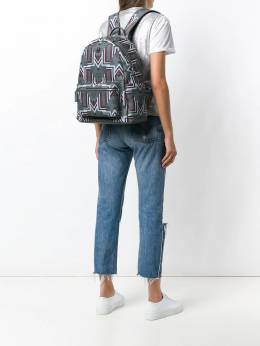 MCM - graphic print backpack 8AVE5393683308000000