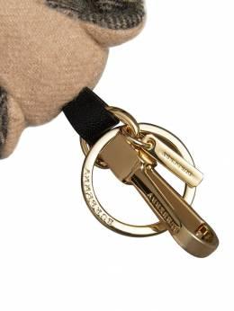 Burberry - брелок 'Thomas Bear' с принтом на тренче 93389096308500000000