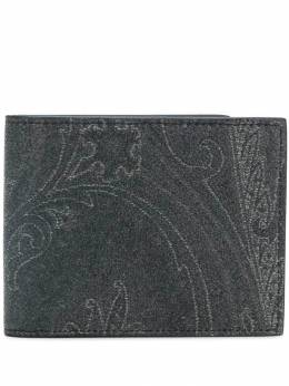 Etro кошелек с узором пейсли 0F5578007