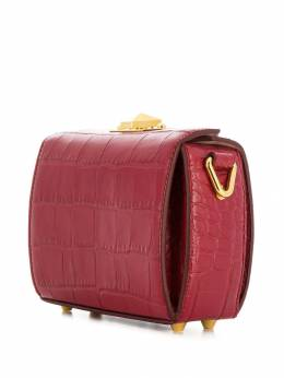 Alexander McQueen - мини-сумка через плечо 363DZT6M936593330000