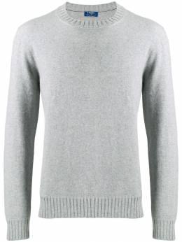 Barba свитер узкого кроя с длинными рукавами 2020157506