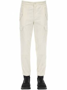 Cotton Corduroy Pants Moncler Genius 70IXCN012-MDUw0