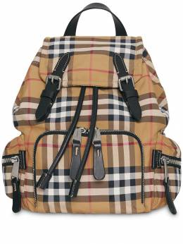 Burberry - рюкзак 'The Small Crossbody' в винтажную клетку 63059359359300000000