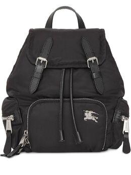 Burberry - нейлоновый рюкзак с ремнем через плечо 63969359330800000000