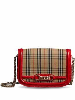 Burberry - сумка на плечо в клетку 'The 1983 Check Link' 80099093693600000000