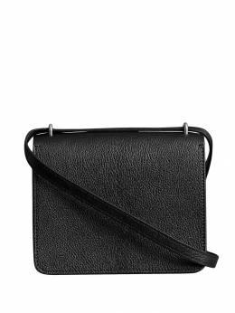 Burberry - маленькая сумка с D-образной деталью 66559093669300000000