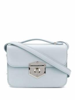 Alexander McQueen - маленькая сумка на плечо 'Wicca' 9656GF6Y906839990000