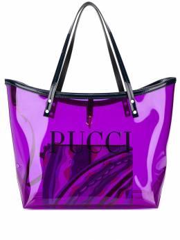 Emilio Pucci - сумка-тоут с логотипом C539R686933695330000