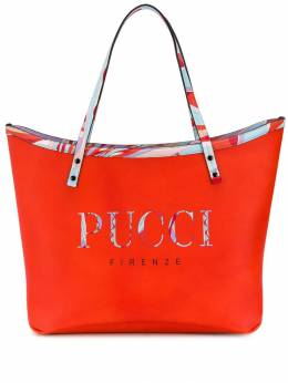 Emilio Pucci - сумка-тоут с логотипом C569R665933695680000