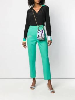 Emilio Pucci - декорированная сумка с принтом D069R986933696360000