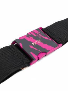 Nº21 - animal print belt 66695953955993950000